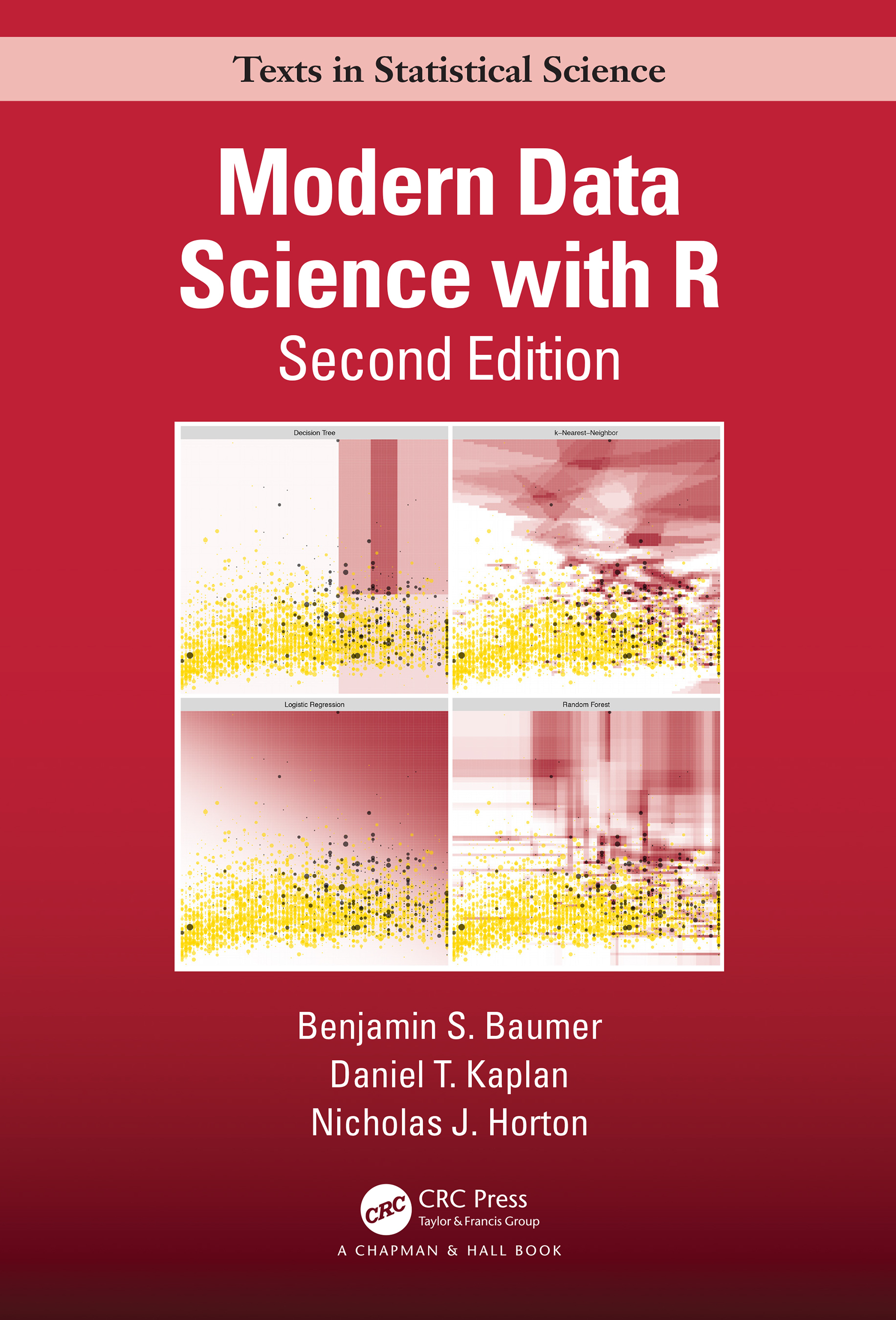 Modern Data Science with R cover